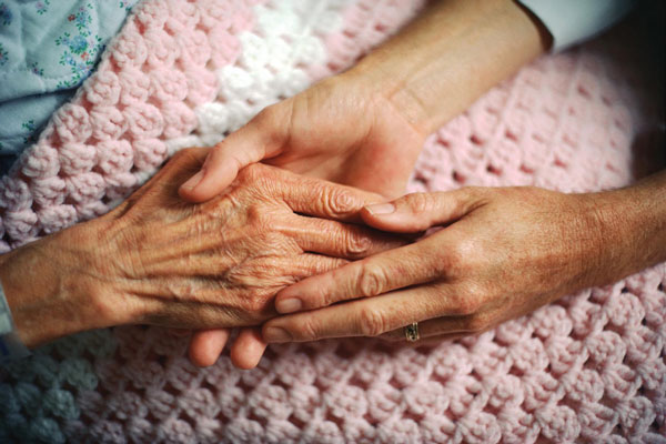 Support and Hope for Caregivers