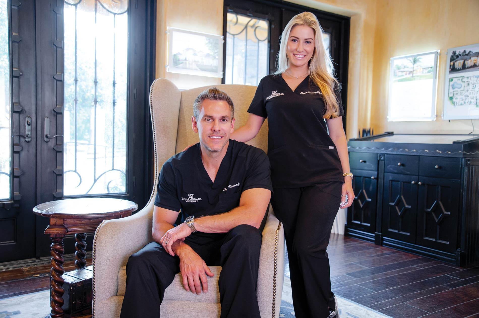 Age Gracefully with Windermere Dental & Medical Spa
